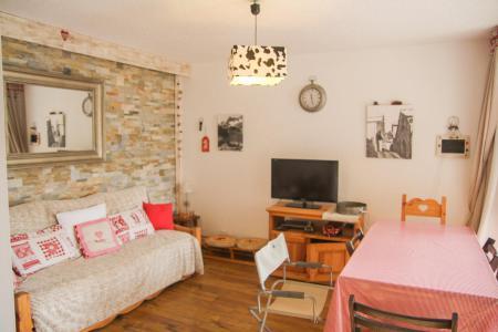 Аренда на лыжном курорте Квартира студия со спальней для 4 чел. (206) - Résidence la Bérangère II - Pra Loup