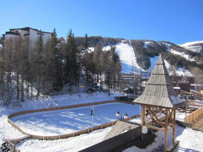 Ski en famille Résidence le Miraval
