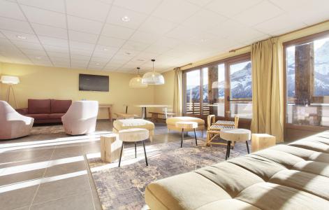 Rent in ski resort Résidence le Village de Praroustan - Pra Loup - Reception