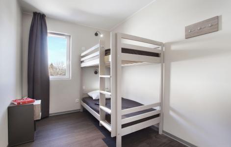 Rent in ski resort Résidence le Village de Praroustan - Pra Loup - Bunk beds