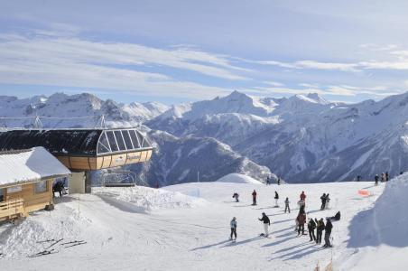 Location au ski Sowell Résidences Pra Loup - Pra Loup - Extérieur hiver