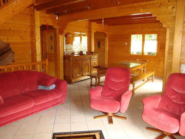 Location Chalet L'hibiscus