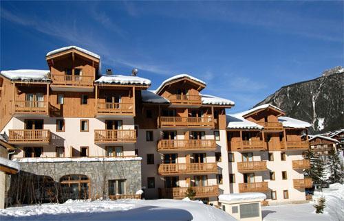 Résidence au ski Residence Blanchot