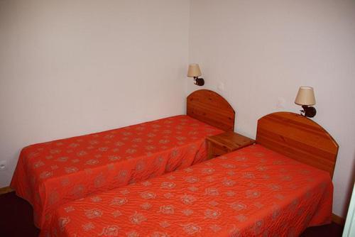 Location au ski Residence Blanchot - Pralognan - Chambre