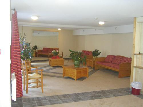 Location au ski Residence Blanchot - Pralognan - Réception