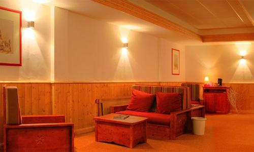 Location au ski Residence Les Jardins De La Vanoise - Pralognan - Réception