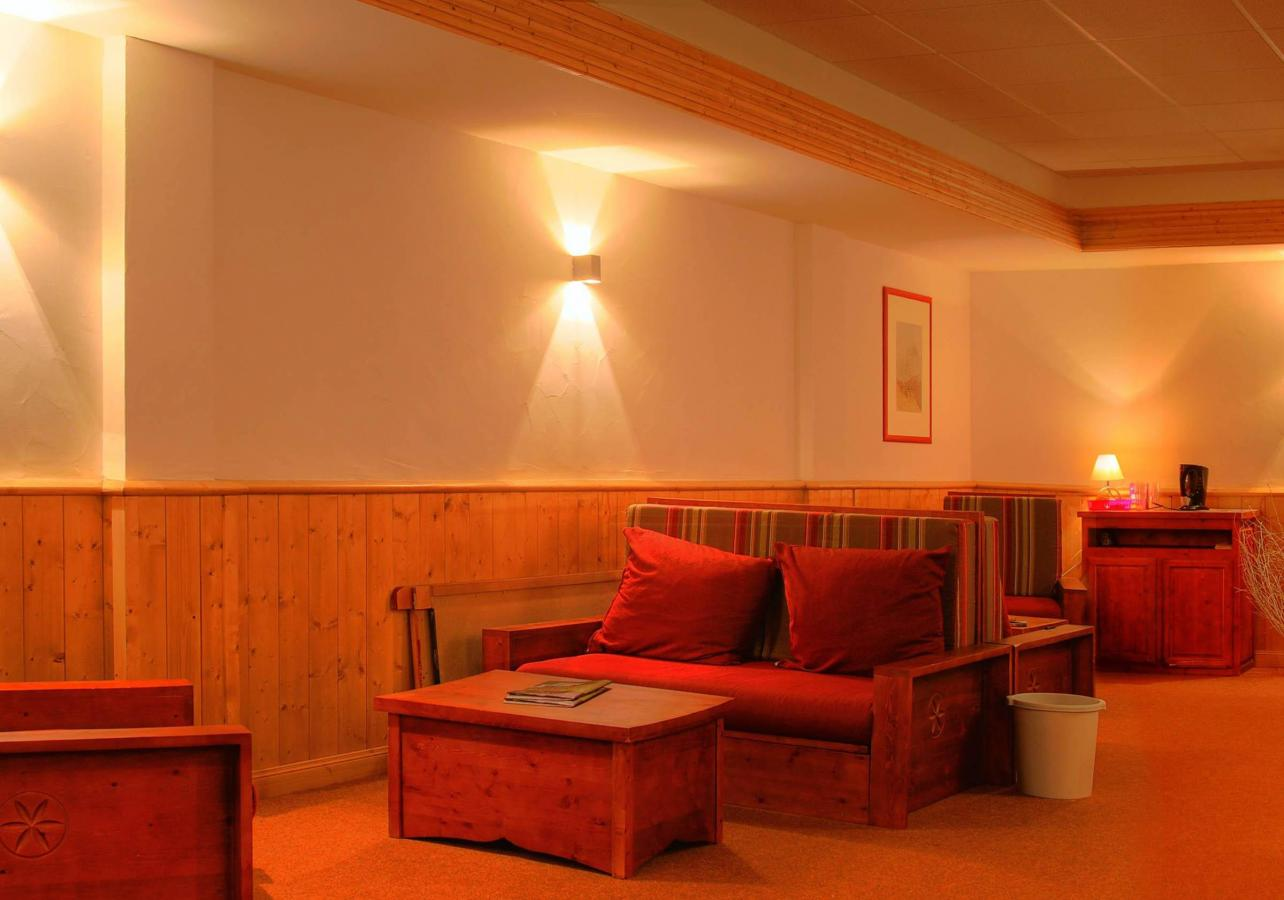 Location au ski Residence Les Jardins De La Vanoise - Pralognan-la-Vanoise - Réception