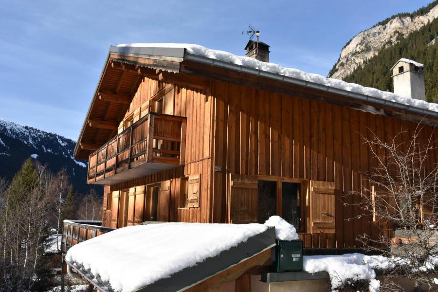 Wakacje w górach Chalet Bas de Chavière - Pralognan-la-Vanoise - Zima na zewnątrz