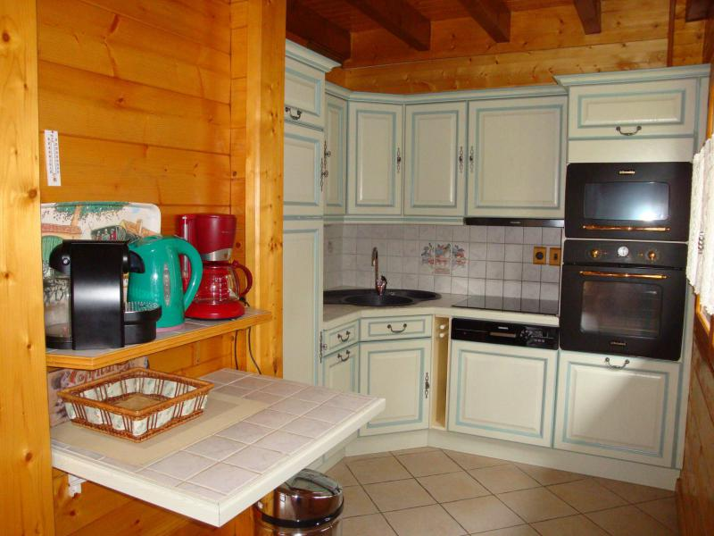 Rent in ski resort 4 room chalet 8 people - Chalet l'Hibiscus - Pralognan-la-Vanoise