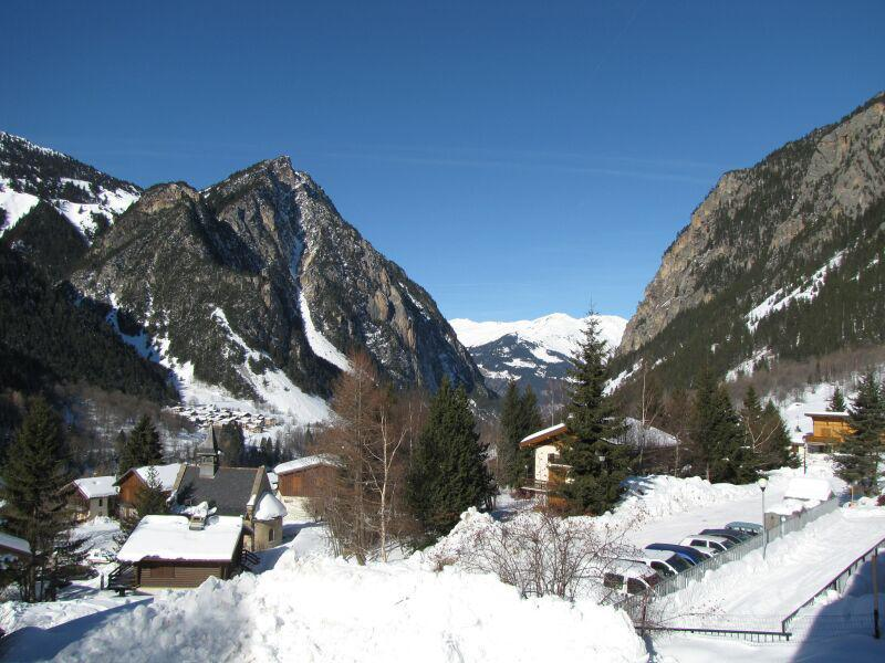 Vacaciones en montaña Chalet 7 piezas para 12 personas - Chalet la B'Zeille - Pralognan-la-Vanoise - Invierno