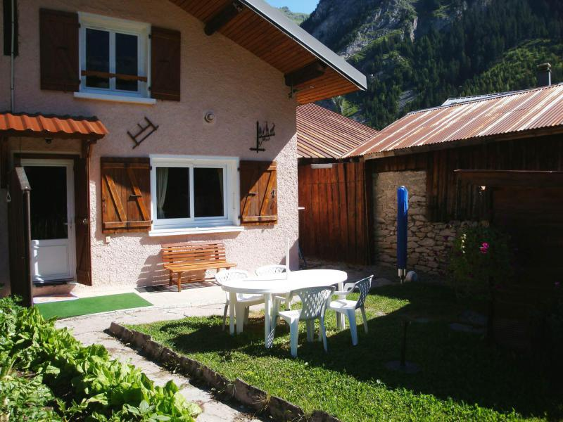 Ski verhuur Chalet semi-individueel 3 kamers 6 personen - Chalet la Bourna de l'Ors - Pralognan-la-Vanoise