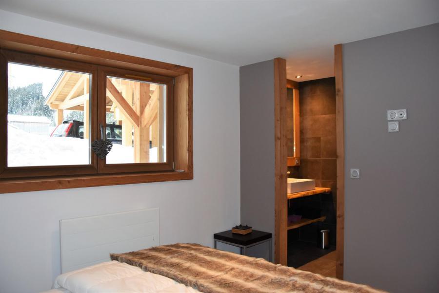 Rent in ski resort 5 room triplex chalet 10 people - Chalet la Cabane des Oursons - Pralognan-la-Vanoise - Apartment