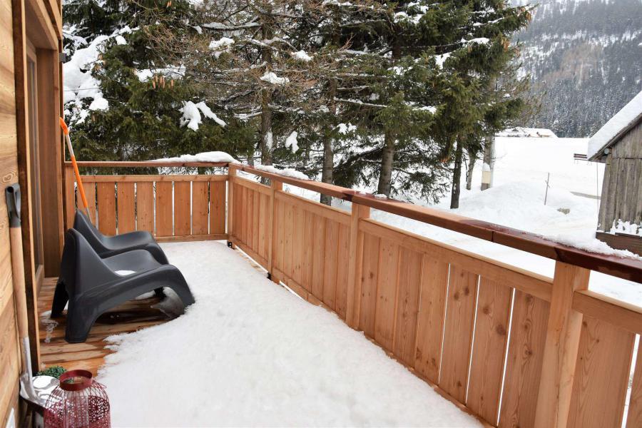 Rent in ski resort 5 room triplex chalet 10 people - Chalet la Cabane des Oursons - Pralognan-la-Vanoise