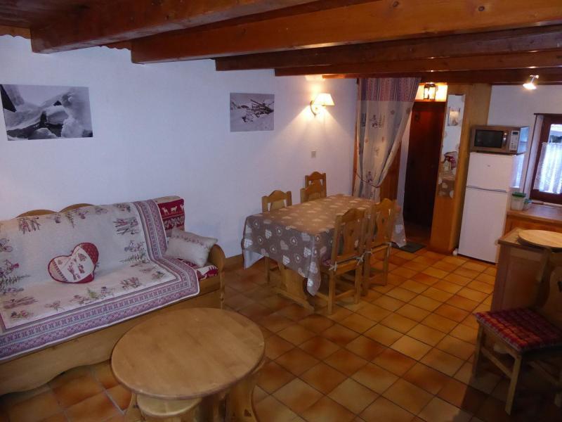 Rent in ski resort 3 room chalet 6 people - Chalet la Petite Maison - Pralognan-la-Vanoise - Coffee table