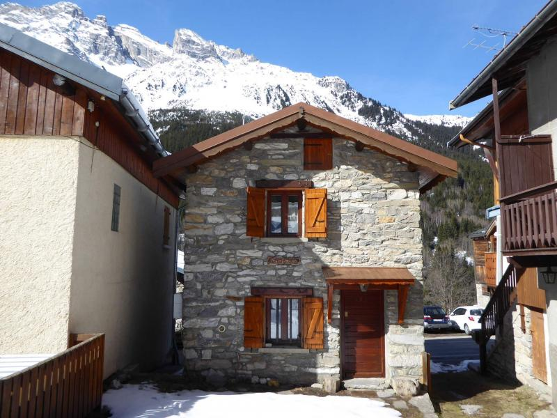 Rent in ski resort Chalet la Petite Maison - Pralognan-la-Vanoise - Winter outside