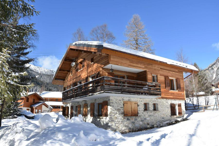 Rent in ski resort Chalet la T'Santela - Pralognan-la-Vanoise