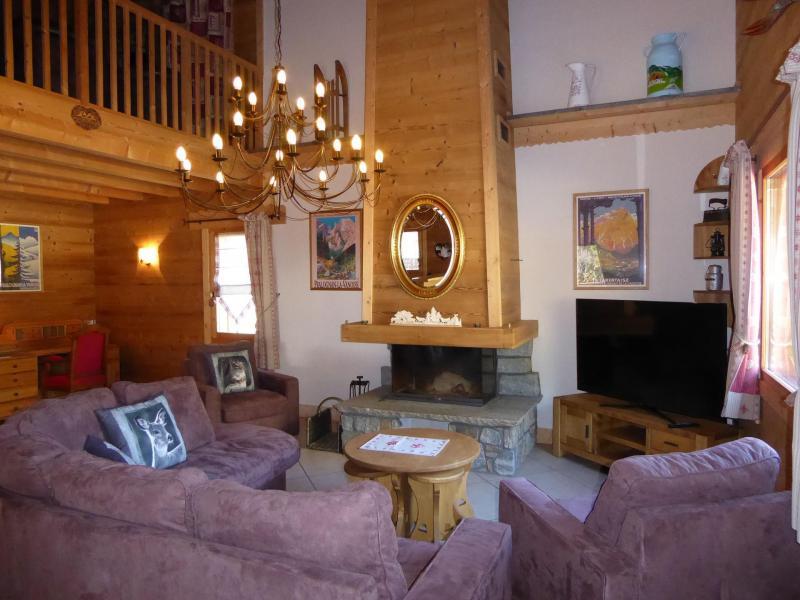 Vacaciones en montaña Apartamento 6 piezas mezzanine para 10 personas - Chalet le Flocon - Pralognan-la-Vanoise - Invierno