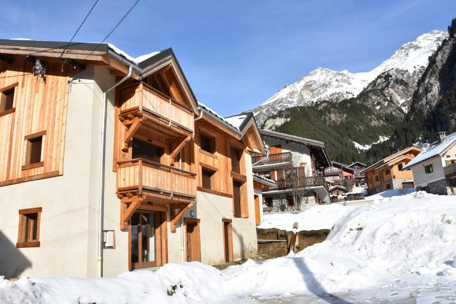 Wakacje w górach Chalet Lou Fenatchu - Pralognan-la-Vanoise - Zima na zewnątrz