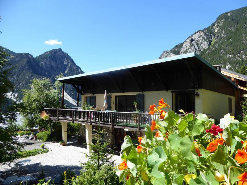 Wakacje w górach Chalet Namaste - Pralognan-la-Vanoise - Zima na zewnątrz