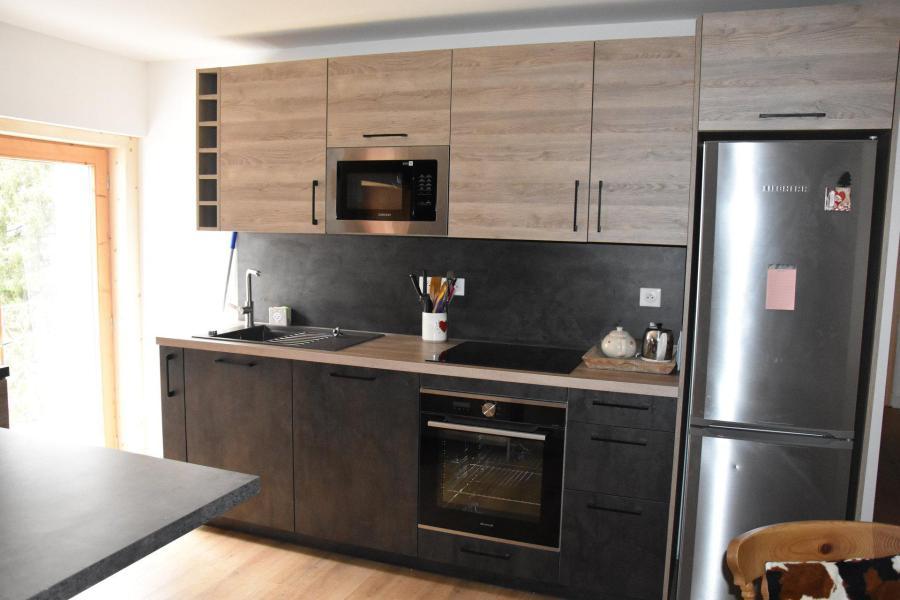 Vacaciones en montaña Apartamento 3 piezas para 6 personas - La Maison Rose - Pralognan-la-Vanoise - Invierno