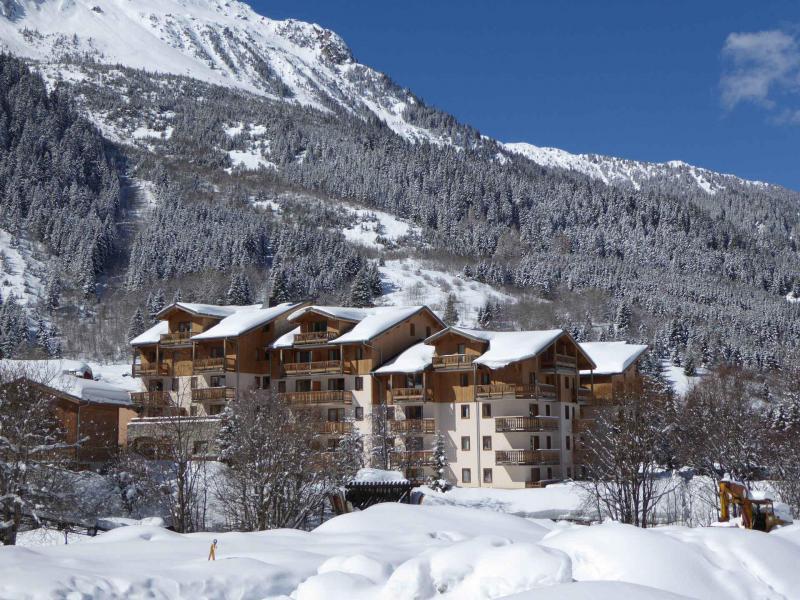 Wakacje w górach La Résidence le Blanchot - Pralognan-la-Vanoise - Zima na zewnątrz