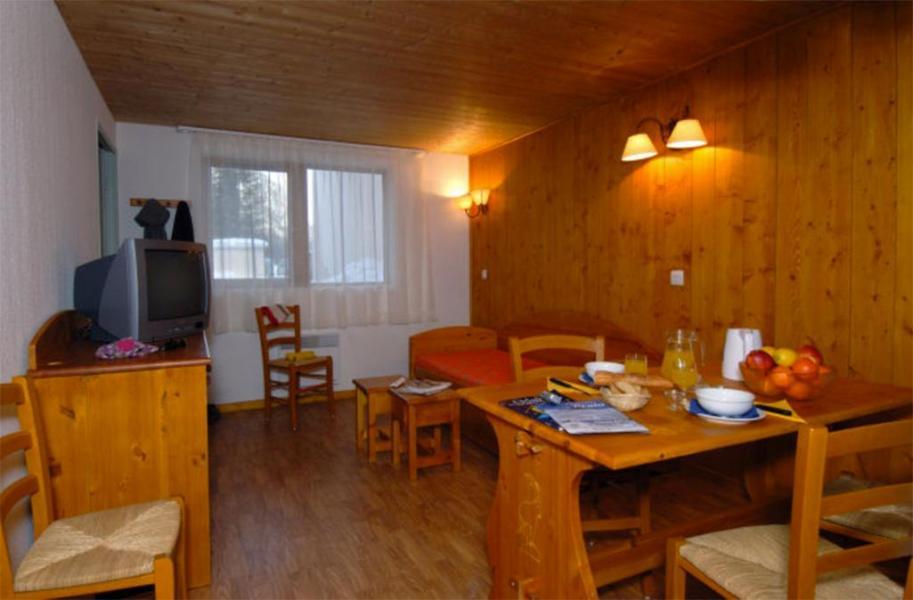 Location au ski Résidence Blanchot - Pralognan-la-Vanoise - Coin repas