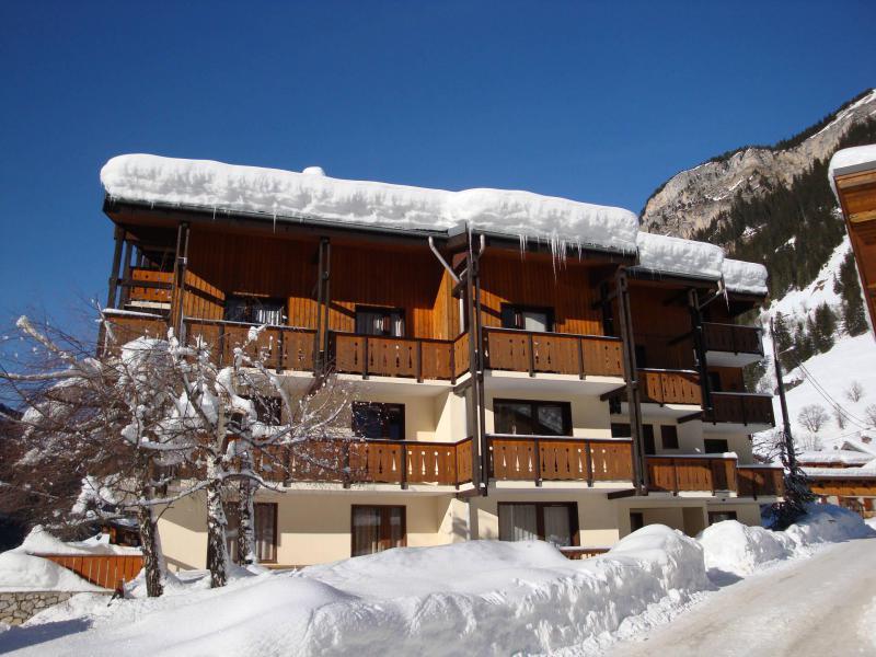 Vacaciones en montaña Résidence le Barioz - Pralognan-la-Vanoise - Invierno