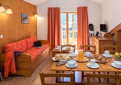 Location au ski Residence Le Blanchot - Pralognan-la-Vanoise