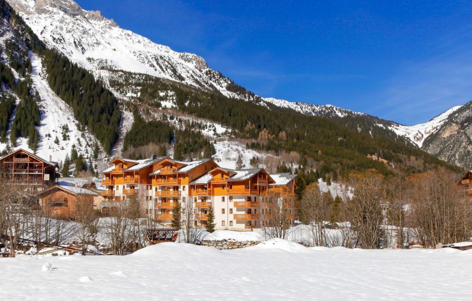 Vacances en montagne Résidence le Blanchot - Pralognan-la-Vanoise - Extérieur hiver