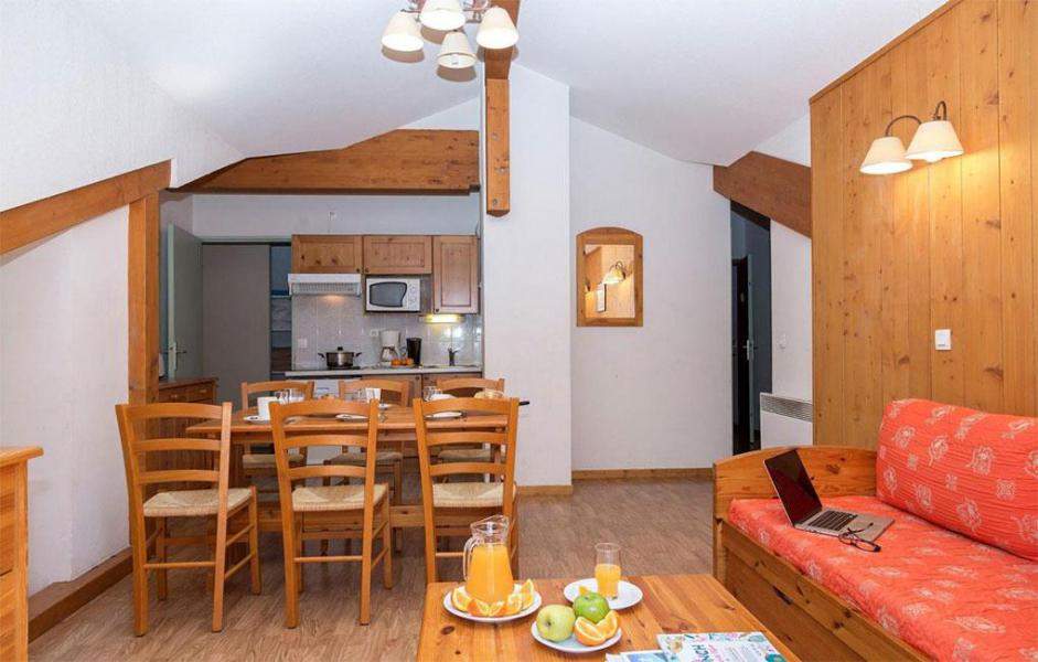 Rent in ski resort Résidence le Blanchot - Pralognan-la-Vanoise - Kitchen