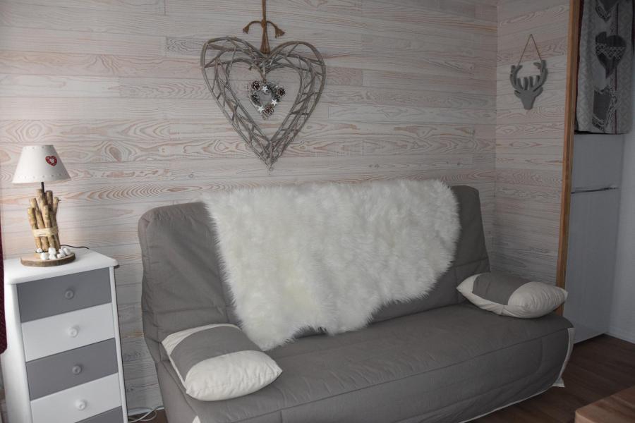 Rent in ski resort Studio sleeping corner 4 people (20) - Résidence le Grand Sud - Pralognan-la-Vanoise - Apartment
