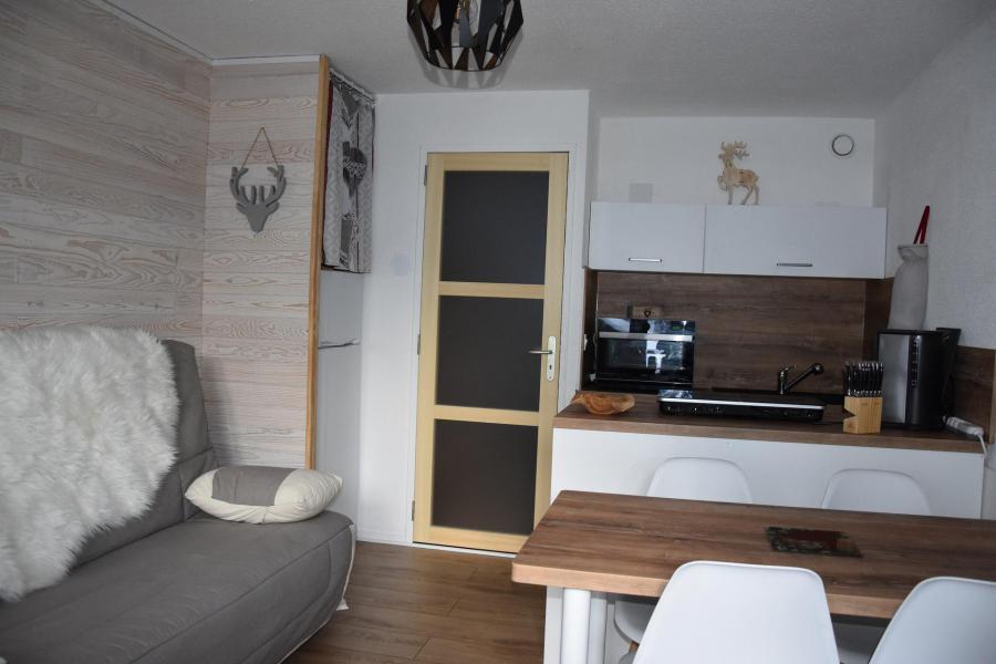 Rent in ski resort Studio sleeping corner 4 people (20) - Résidence le Grand Sud - Pralognan-la-Vanoise - Kitchenette