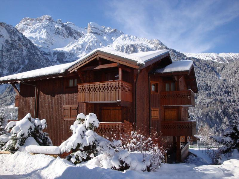 Vacaciones en montaña Résidence les Alpages de Pralognan A - Pralognan-la-Vanoise - Invierno