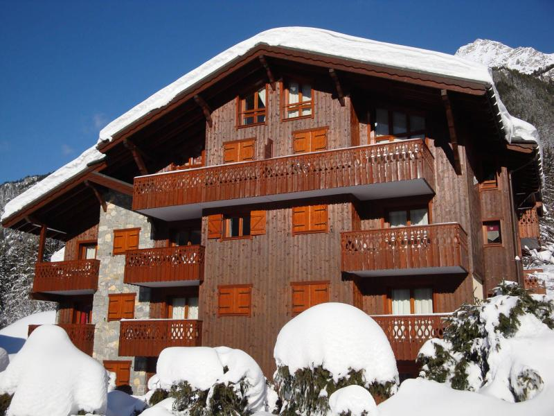 Vacaciones en montaña Résidence les Alpages de Pralognan B - Pralognan-la-Vanoise - Invierno