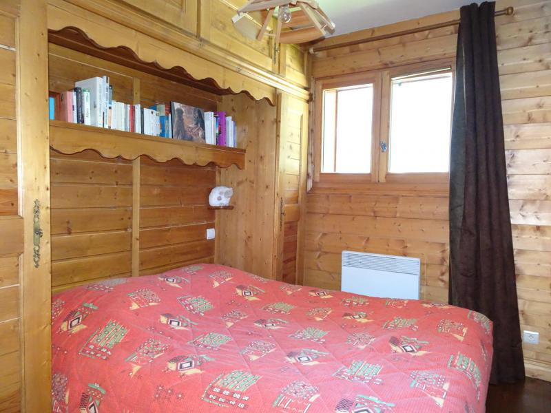 Rent in ski resort 3 room apartment 5 people (6) - Résidence les Alpages de Pralognan F - Pralognan-la-Vanoise - Bedroom