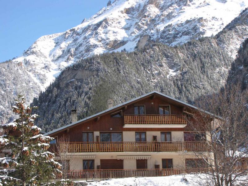 Wakacje w górach Résidence les Aroles - Pralognan-la-Vanoise - Zima na zewnątrz
