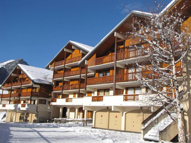 Vacaciones en montaña Résidence les Glaciers - Pralognan-la-Vanoise - Invierno