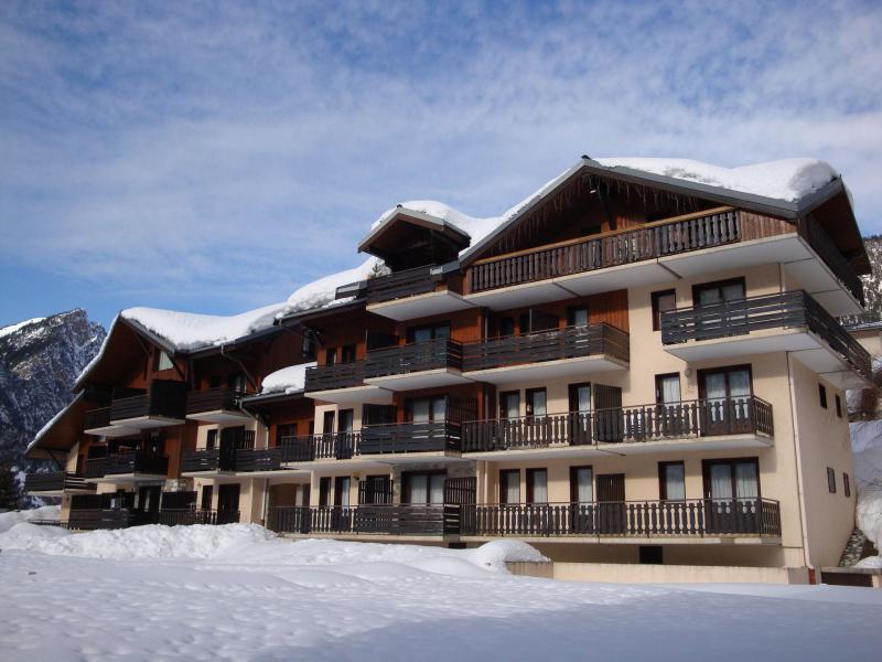 Wakacje w górach Résidence les Hameaux de la Vanoise - Pralognan-la-Vanoise - Zima na zewnątrz
