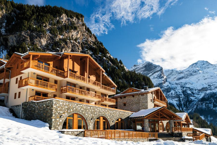 Vacaciones en montaña Résidence les Hauts de la Vanoise - Pralognan-la-Vanoise - Invierno