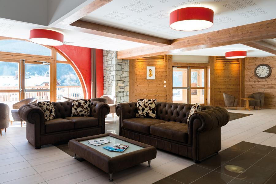 Location au ski Residence Les Hauts De La Vanoise - Pralognan-la-Vanoise - Réception