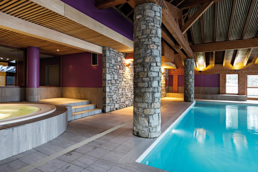 Rent in ski resort Résidence les Hauts de la Vanoise - Pralognan-la-Vanoise - Jacuzzi