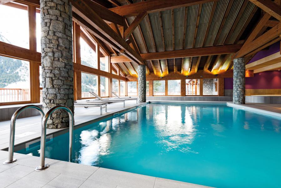 Location au ski Residence Les Hauts De La Vanoise - Pralognan-la-Vanoise - Piscine