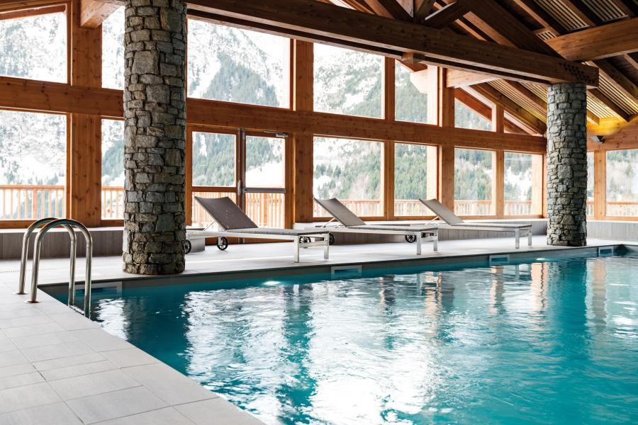Rent in ski resort Résidence les Hauts de la Vanoise - Pralognan-la-Vanoise
