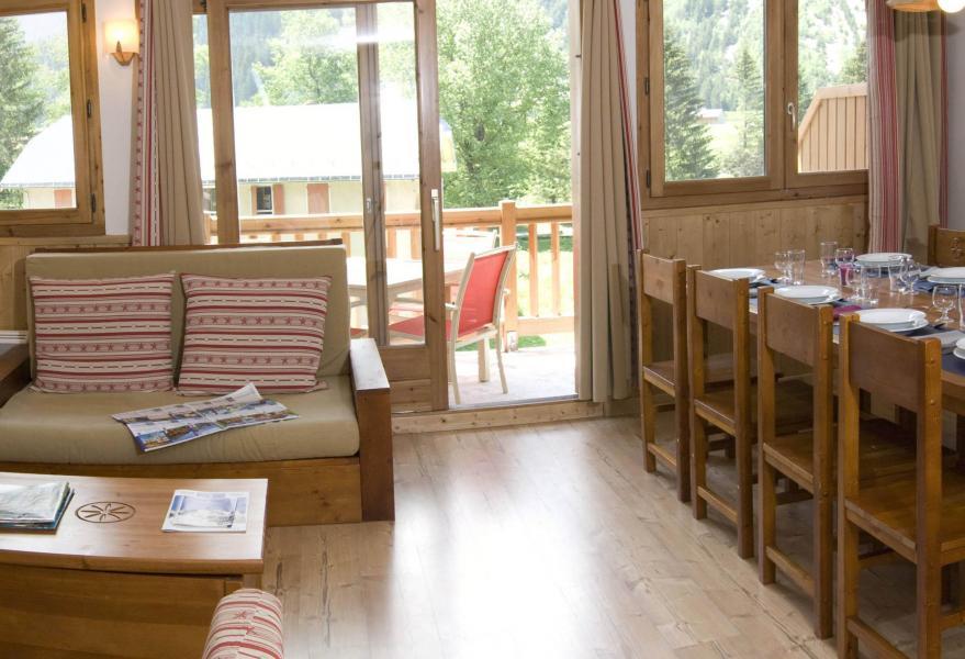 Alquiler al esquí Résidence les Jardins de la Vanoise - Pralognan-la-Vanoise - Estancia