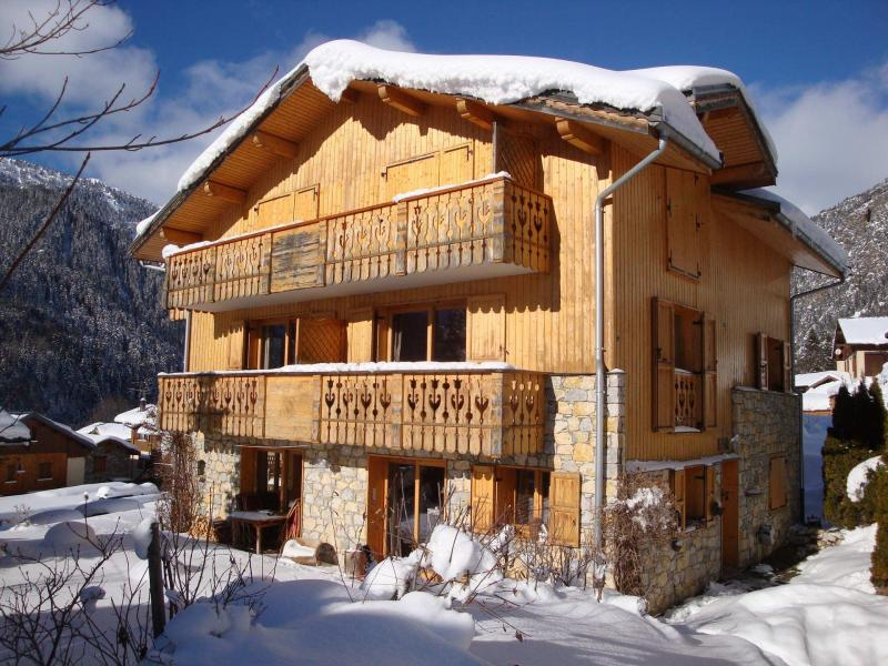Vacaciones en montaña Résidence les Myrtilles - Pralognan-la-Vanoise - Invierno