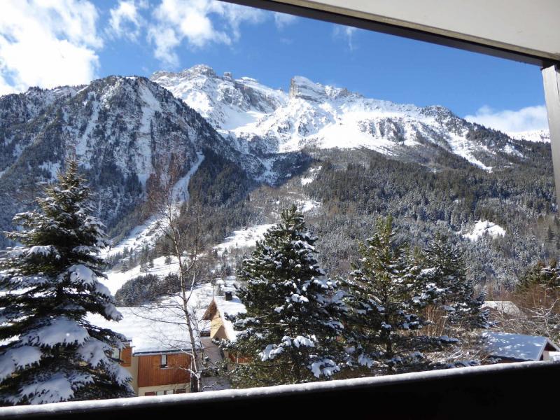Vacaciones en montaña Apartamento 2 piezas para 4 personas (B5) - Résidence les Pariettes - Pralognan-la-Vanoise - Invierno