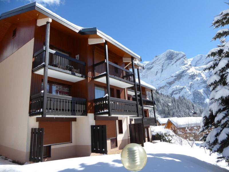 Vacaciones en montaña Résidence les Pariettes - Pralognan-la-Vanoise - Invierno