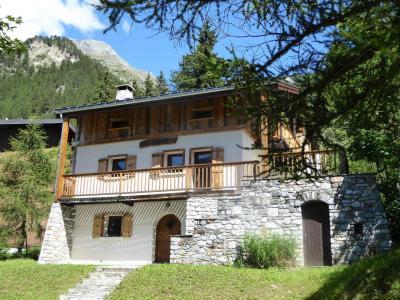 Rent in ski resort Chalet la B'Zeille - Pralognan-la-Vanoise