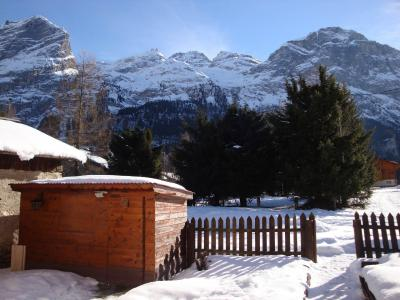 Rent in ski resort Semi-detached 3 room chalet 6 people - Chalet la Bourna de l'Ors - Pralognan-la-Vanoise