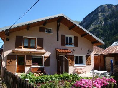 Location Pralognan-la-Vanoise : Chalet La Bourna De L'ors hiver